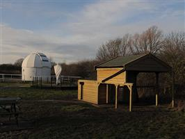 Norwich Astronomical Society Observatory Installation